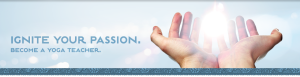 yoga teaching passion banner